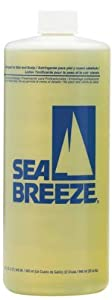 Sea Breeze Astringent For Skin, Scalp and Nails 32 oz.