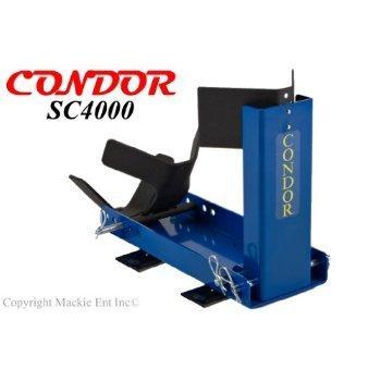 Condor Chock Motorcycle Wheel (CONDOR - #SCC4000/Scooter Chock-Motorcycle Wheel Chocks)