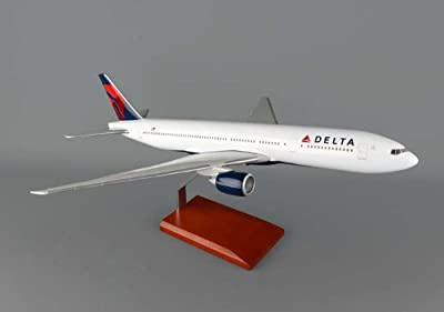 Executive Series G19010 Delta Airlines Boeing 777-200 1:100 Scale NEW LIVERY Display Model