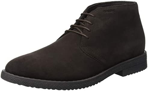 social Leyenda amplitud  Geox U Brandled B, Men's Desert Boots, Brown (Coffee C6009), 11 UK ...