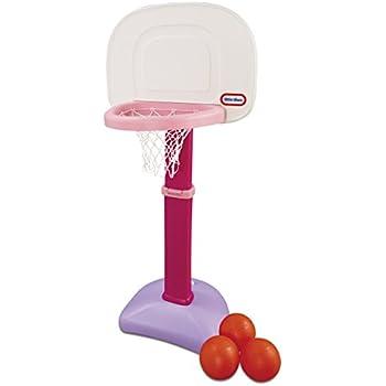 Little Tikes Easy Score Basketball Set (Pink) – (Amazon Exclusive)