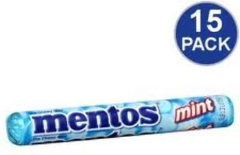 Perfetti Van Melle Usa, Inc - Mentos Mint Single Roll 1.3...