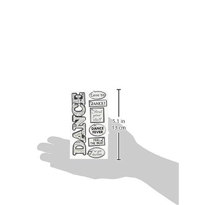 Sandy Lion Dance Essentials Sticker: Toys & Games