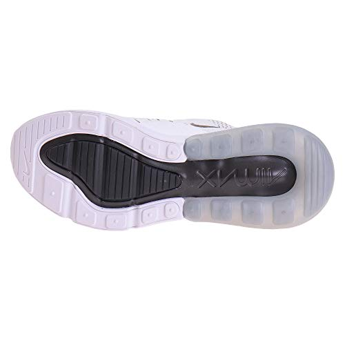 Nike womens Nike Women's Air Max 270 White/Black Ah6789-100 2