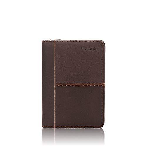 Solo Premiere Leather Universal Mini Tablet Case in Espresso