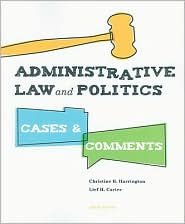 Administrative Law and Politics 4th (forth) edition Text Only pdf epub