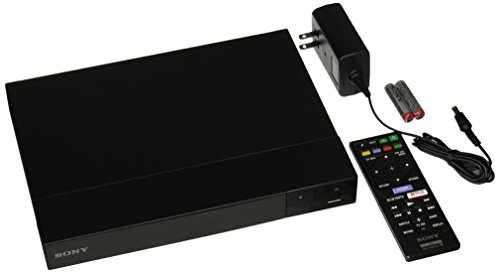 SONY BDP-S6700 2k/4k Upscaling - Bluetooth- 2D/3D - Wi-Fi - Multi System Region Free Blu Ray Disc DVD Player
