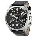 Hamilton Khaki Aviation Pilot Auto Chrono Watch H64666735 (Hamilton Khaki Aviation Auto)