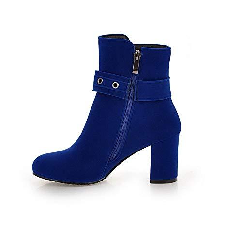 Zeppa Zeppa Zeppa Blue AdeeSu Sandali 35 Blu con con con Donna SXC02885 t44wxRg6qp