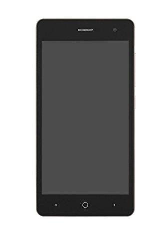 bolsa del cinturón / funda para ZTE Blade L7, negro + Auriculares | caja del teléfono cubierta protectora bolso - K-S-Trade (TM)