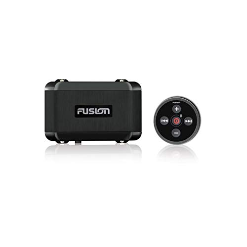 (Fusion MS-BB100 Marine Black Box Entertainment System w/Bluetooth Wired Remote)