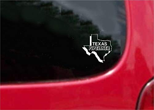 Set 2 (PCS) Texas Pipeliner Stickers Decals (9