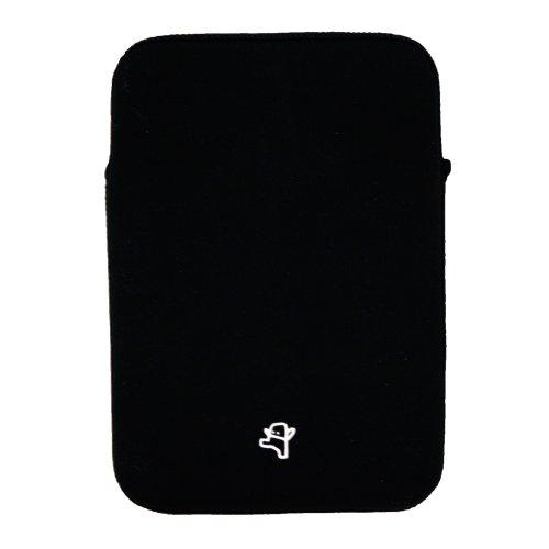 Buhbo Universal Reversible Neoprene Sleeve Cover for Kindles and eReaders, Black Panda by Buhbo (Image #2)