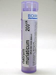 Boiron, Natrum Muriaticum 200 Ck Multi Dose Tube, 80 Count