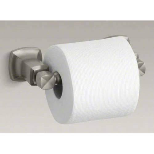 Kohler K-16265-BN Margaux Horizontal Toilet Tissue Holder, Vibrant Brushed Nickel by Kohler (Image #3)