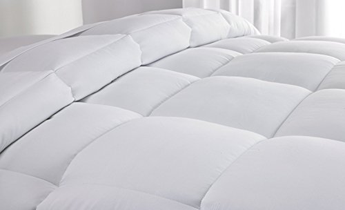 Buy big fluffy down comforter