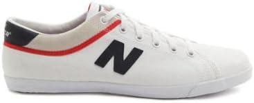 basket homme blanche tissu new balance