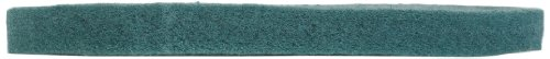 Glit 13513 TK Polyester Blend UHS Aqua Burnishing Floor Pad, Synthetic Blend Resin, Talc Grit, 13″ Diameter, 1000 to 3000 rpm (Case of 5)