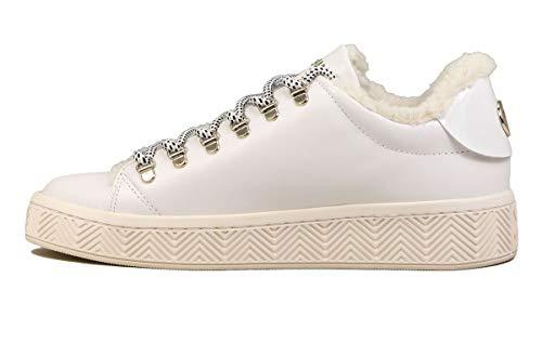 Fur Altezza 36 Sneaker No Ginger Name White 4TwqqIUt