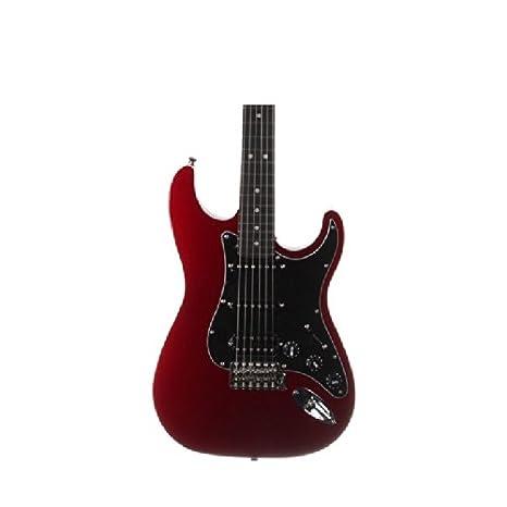 Fender Japón limitada Aerodyne Stratocaster Guitarra eléctrica SSH - Old Candy Apple rojo - ast-m/SSH OCR: Amazon.es: Instrumentos musicales