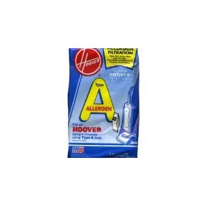 Hoover Vacuum Bags Type a
