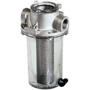 Groco ARG2500S ARG RAW WATER STRAINER / 2-1/2 STR 304 SS BASKET