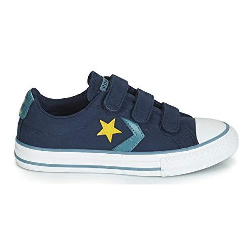 Taylor Zapatillas obsidian Eu Niños Chuck All Unisex Converse 000 Teal 38 celestial Azul Star 15aIBpnnq