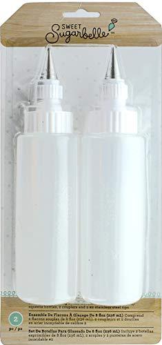 American Crafts AMC374089 Sugarbelle Bottle Coupler Set, 8 oz
