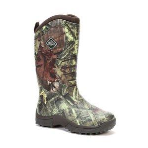 Men's Muck Boots 12 inch Pursuit Stealth Waterproof Camo