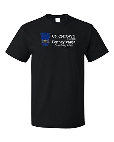 Pennsylvania Drinking Club, Uniontown Chapter | PA Pride T-shirt
