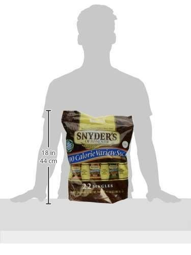 Large Product Image of Snyder's of Hanover Pretzels Variety 100 Calorie Pack, 22 Count