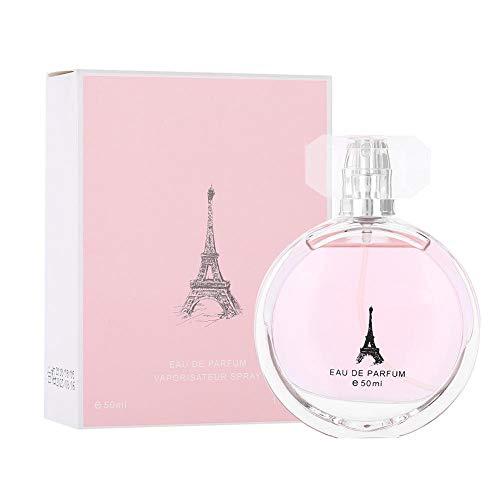 50Ml Women Long Lasting Perfume Female Elegant Fragrance Flower Fruit Fragrance ()