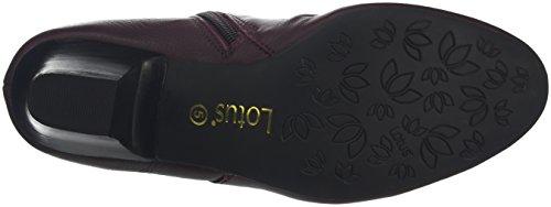 Lotus Brisk, Botines para Mujer Morado - Purple (Brd)