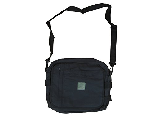 Document Black Day Military Bag Travel Case Combat Mesenger Army A4 Shoulder Map qBxREP4nH