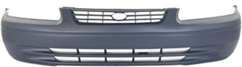 Crash Parts Plus Primed Front Bumper Cover Replacement for 1997-1999 Toyota Camry - 1999 Toyota Camry Bumper