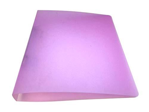A5 Slim Pink Translucent Ringbinder by Janrax (B07N5HN1WR) Amazon Price History, Amazon Price Tracker