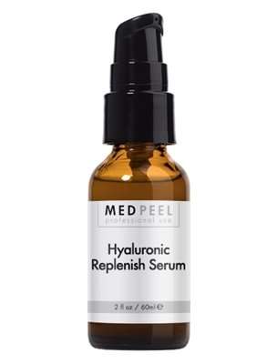 Pure Hyaluronic Anti-Aging Moisture Replenish Serum, Non-greasy, Paraben Free (Pro Formula) 2oz / 60ml by Medpeel ()
