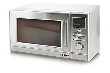 Horno de microondas digital + parrilla 26 l 1000 W: Amazon ...