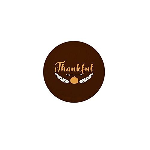 CafePress - Thankful Pumpkin - 1