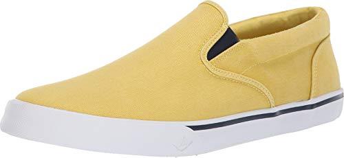 (SPERRY Men's Striper II Slip-On Yellow 13 M US)