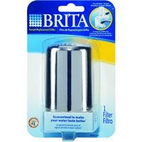 Brita On Tap Principal Water Faucet Filtration System Filter, Chrome