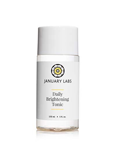 Brightening Tonic - January Labs Daily Brightening Tonic, 5 oz.