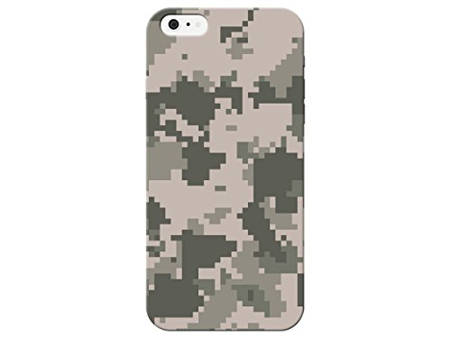Army Digital Army Green Camo Back Cover for the Apple Iphone 6 Plus Camouflage Case By iCandy Products