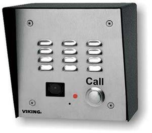 Viking Electronics E-35 Handsfree Speakerphone - Stainless Steel