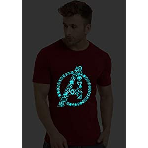bluehaaat Men's Slim Fit T-shirt