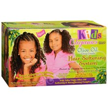 Africa's Best Kids Organics Hair Softening Kit