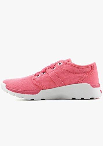 Palladium Pallaville Cvs, Chaussures Femme Pink (Garnet Rose/wind Chime)
