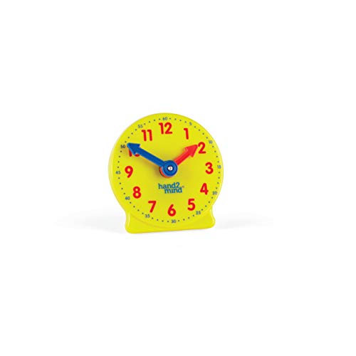 hand2mind Geared Clocks Classroom Kit (Set of 24) by hand2mind (Image #2)