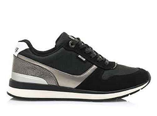 Baluva Donna 69486 Sneaker Negro C45055 Plata soft Mtng Nero Vieja Set BqfYWdETw