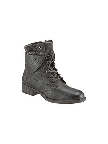 Anthracite De Bottines Femmes Hush En Puppies aXUxqOwn7